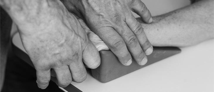 Manuelle Therapie Schulter, Arm und Hand
